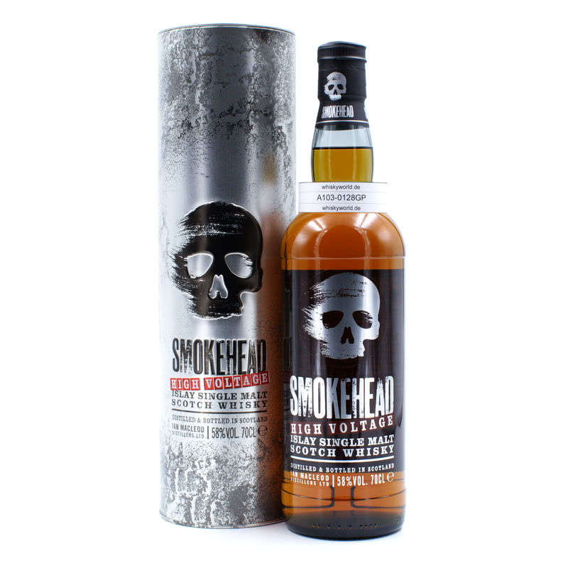 Ian Macleod Smokehead High Voltage 0,70 L/ 58.00%