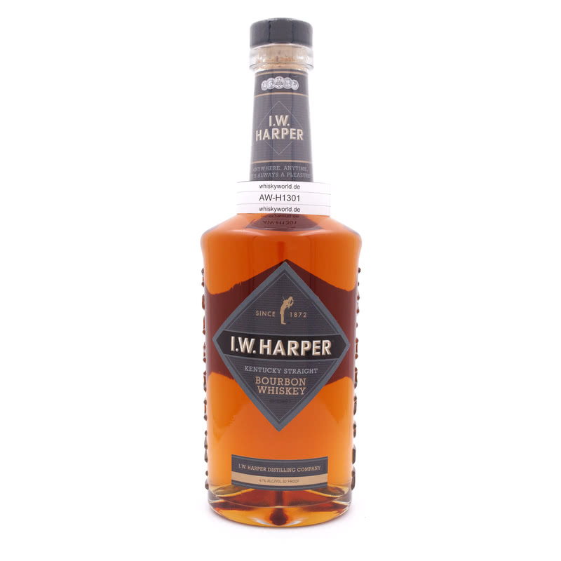 I.W. Harper Kentucky Straight Bourbon 0,70 L/ 41.00%