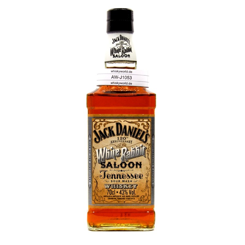 Jack Daniels White Rabbit Saloon 0,70 L/ 43.00%