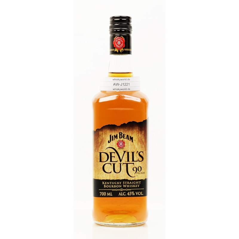 Jim Beam Devil`s Cut 0,70 L/ 43.00%