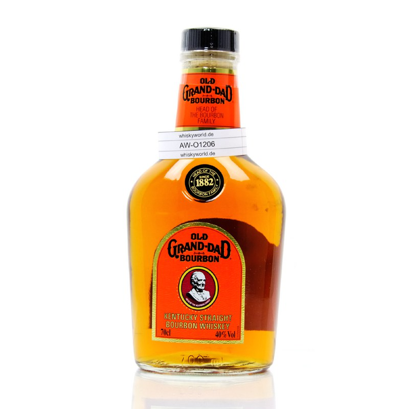 Old Grand Dad Kentucky Straigth Bourbon 0,70 L/ 40.00%