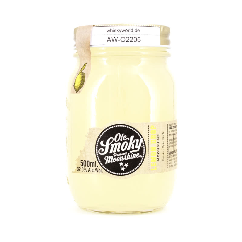 Ole Smoky Moonshine Lemon Drop 0,50 L/ 32.50%