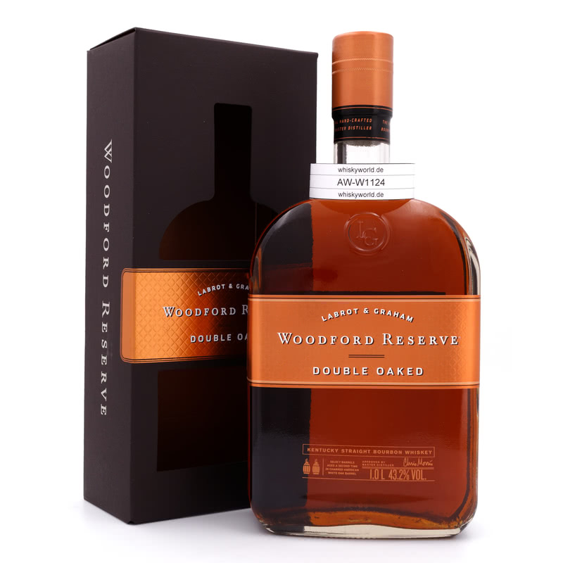 Double Oaked Literflasche 1 L/ 43.20%