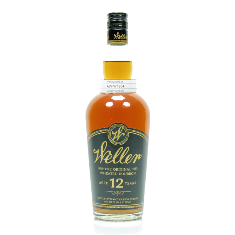 W.L. Weller 12 Jahre Kentucky Straight Bourbon ...