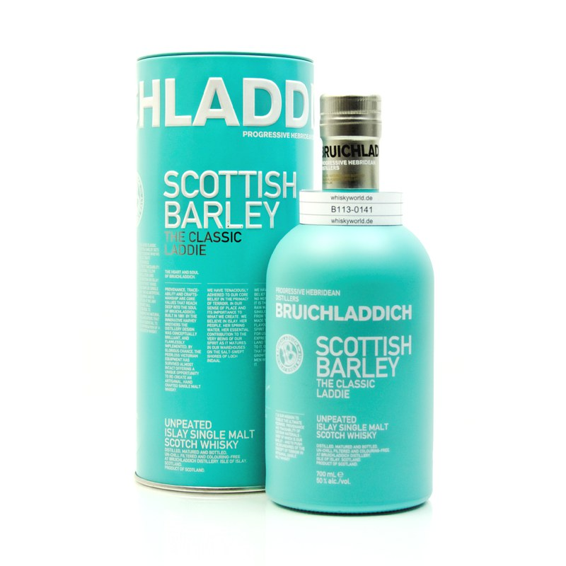 Bruichladdich Scottish Barley The Classic Laddie 0,70 L/ 50.00%