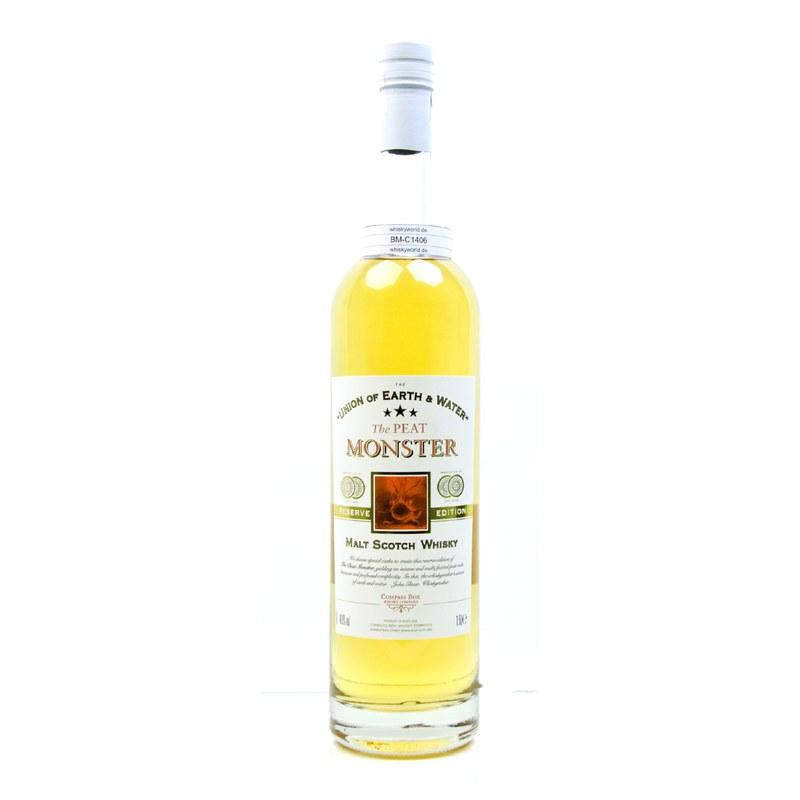 Compass Box Peat Monster Reserve Edition 1,50 Liter Flasche 1,50 L/ 48.90%