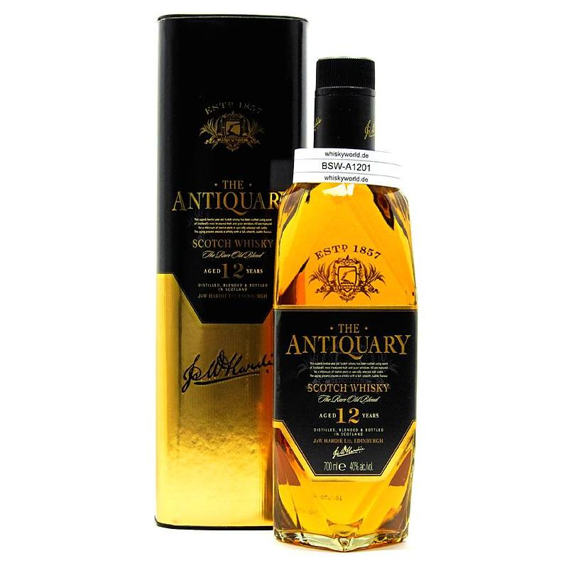 The Antiquary 12 Jahre 0,70 L/ 40.00%