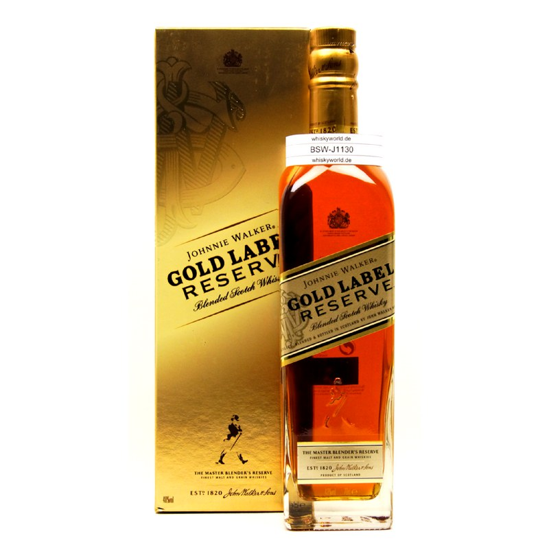 Johnnie Walker Gold Label Reserve 0,70 L/ 40.00%