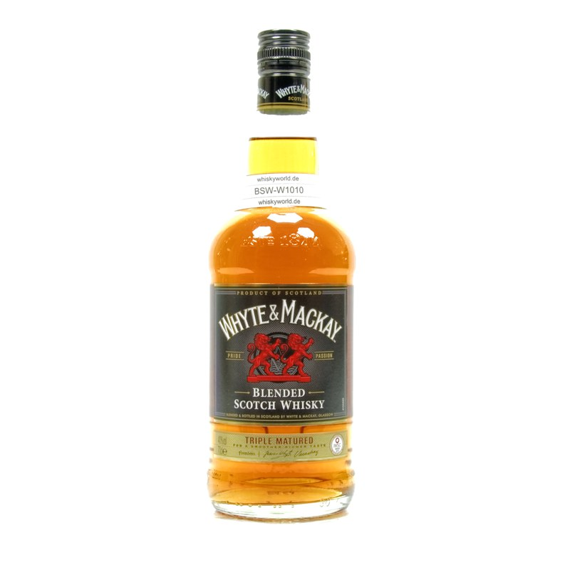Whyte & Mackay Special Blended 0,70 L/ 40.00%