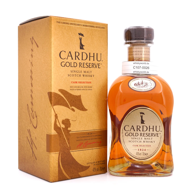 Gold Reserve Cask Selection 0,70 L/ 40.00%
