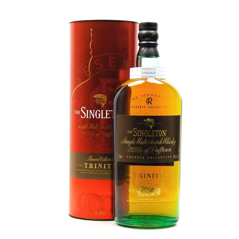 Dufftown Trinite The Singleton of Dufftown 1 L/ 40.00%