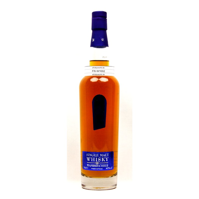 Wambrechies Sherry Wood 12 Jahre 0,70 L/ 43.00%