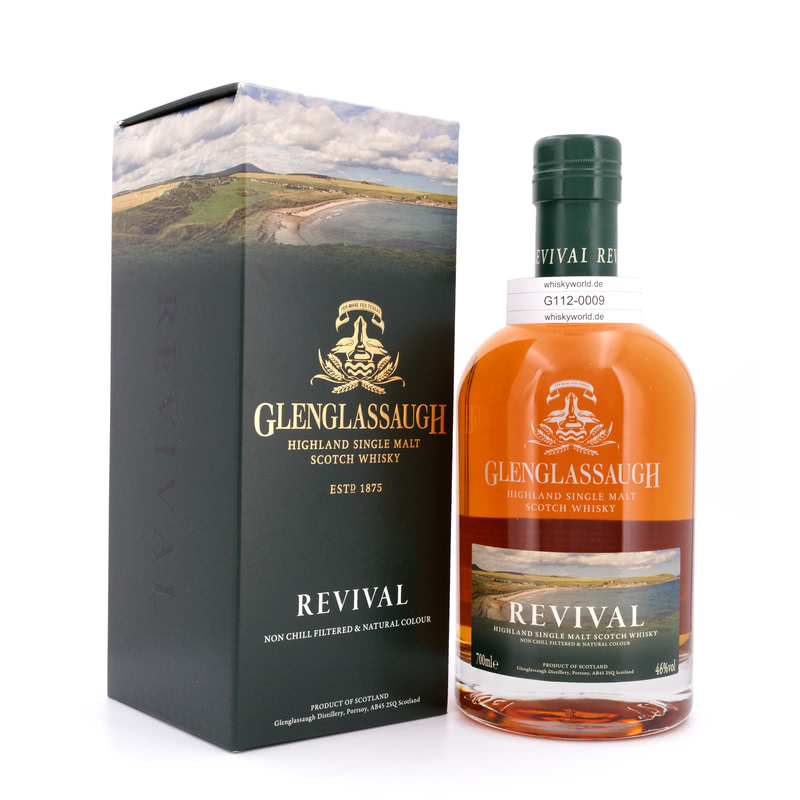 Glenglassaugh Revival 0,70 L/ 46.00%
