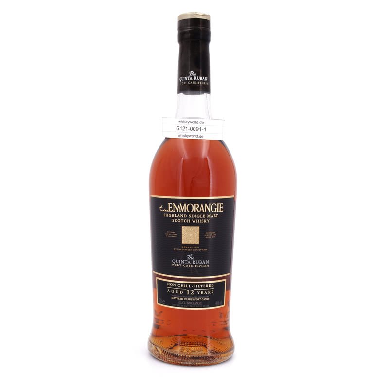 12 Jahre Quinta Ruban Port Cask finish 0,70 L/ 46.00%