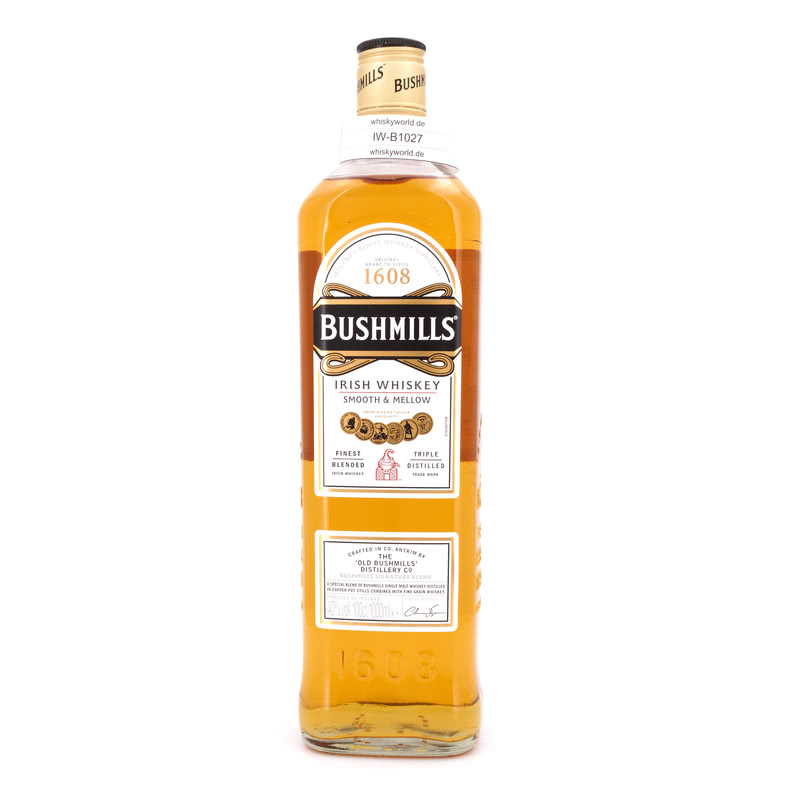 1608 Literflasche Triple Distilled 1 L/ 40.00%