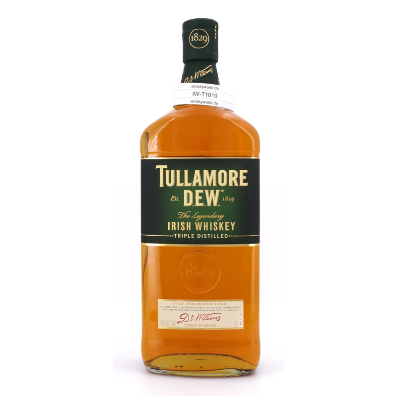 Tullamore Dew The Legendary Literflasche 1 L/ 43.00%
