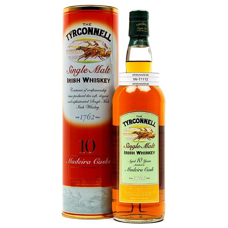 The Tyrconnell Madeira Cask finish 10 Jahre 0,70 L/ 46.00%