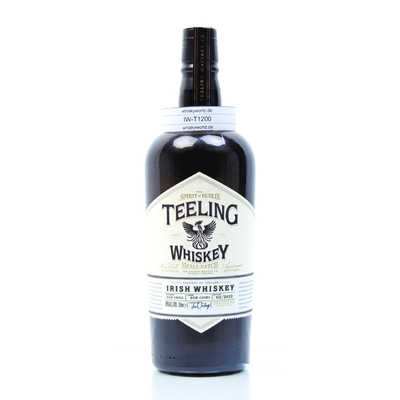 Teeling Small Batch Whiskey 0,70 L/ 46.00%
