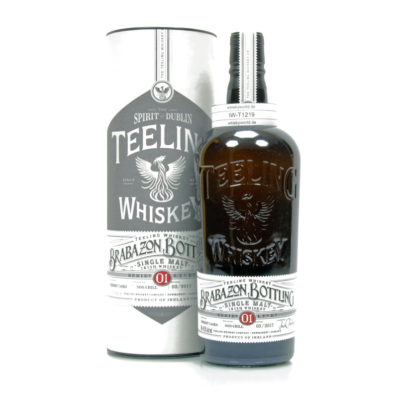 Teeling Brabazon Series 01 Sherry Casks 0,70 L/ 49.50%