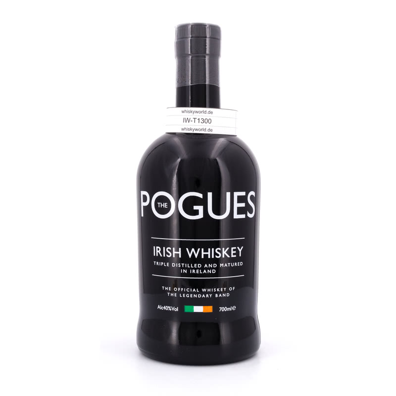 West Cork The Pogues The official Irish Whisky ...