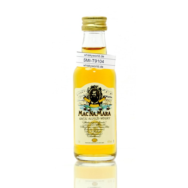 Praban Na Linne Miniatur Gaelic Scotch Whisky 0,050 L/ 40.00%