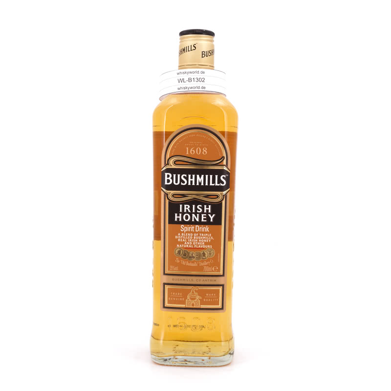 Bushmills Irish Honey 0,70 L/ 35.00%