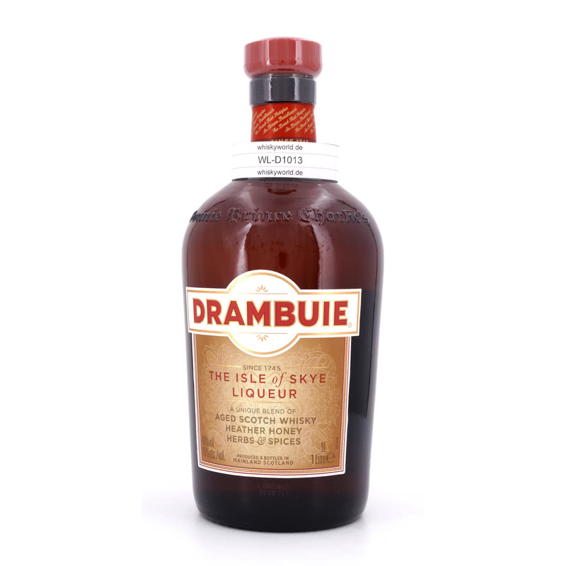 Drambuie The Isle of Skye Liqueur Literflasche 1 L/ 40.00%