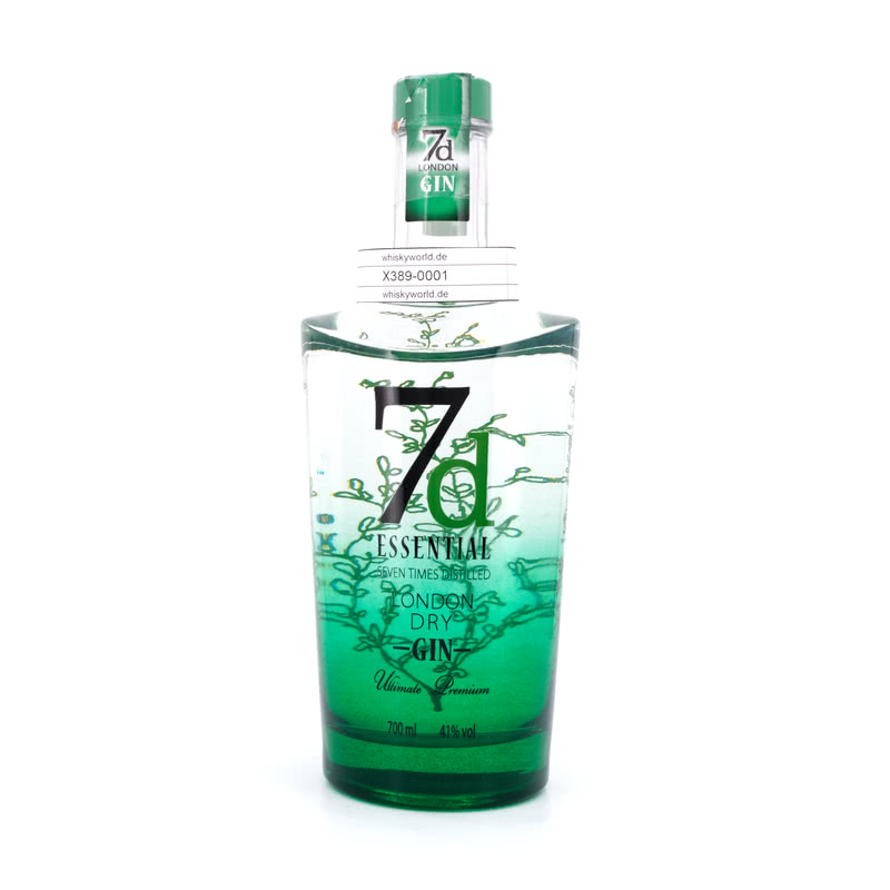 Image of 7d Essential London Dry Gin 0,7 Liter